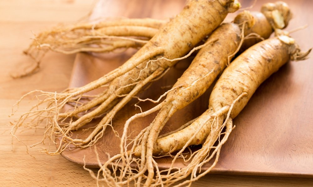 Ginseng home remedy asthenospermia